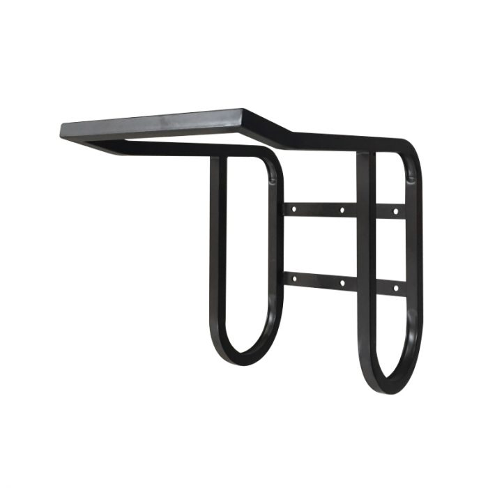 Horizontal Bike Racks Wall Mounted