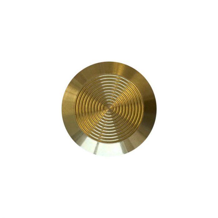 TI1042-1 Brass Tactile Indicator Studs