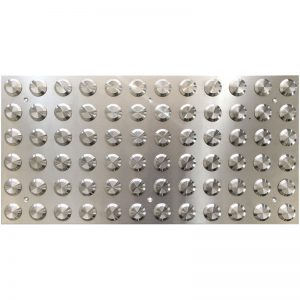 Stainless Steel Plate Tactiles – 300x600mm