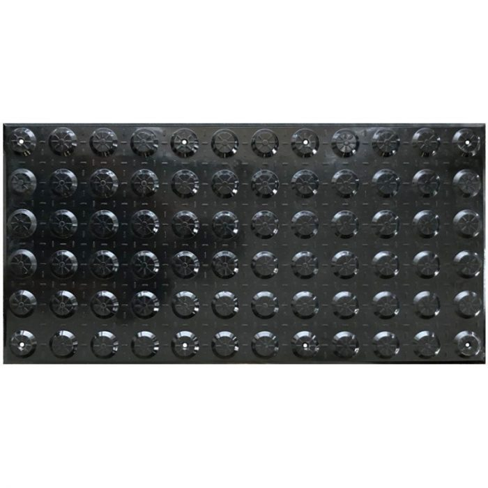TI1101-1 - Black Fibreglass Polymer Hazard Tactiles