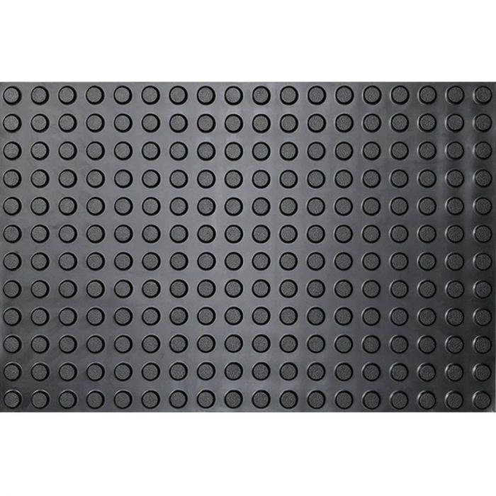 Rubber Tactile Pads Hazard