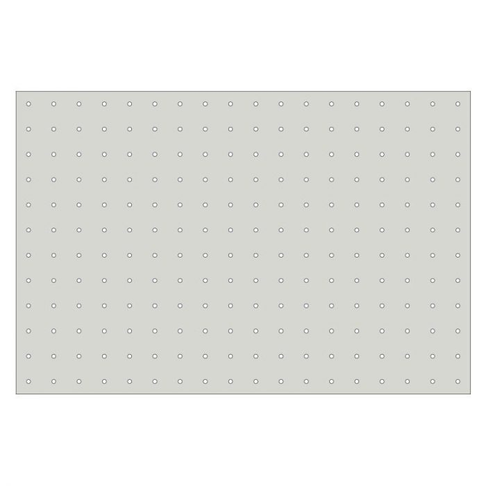 AS1428 Drilling tactile installation template