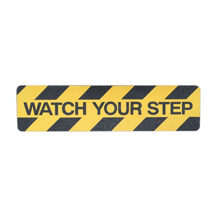 Watch Your Step Floor safety Sign