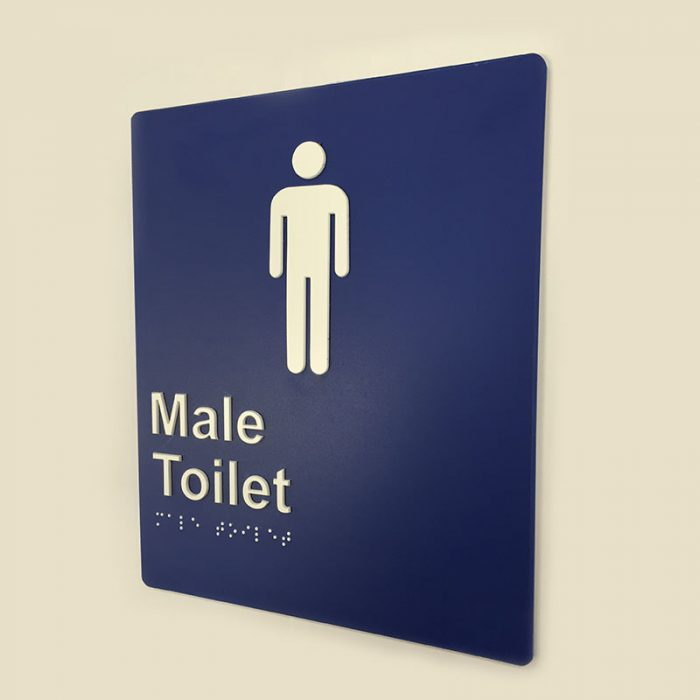 blue-and-white-plastic-male-toilet-sign